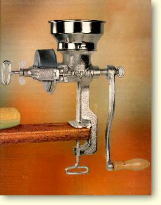 how to build a grain mill for beer